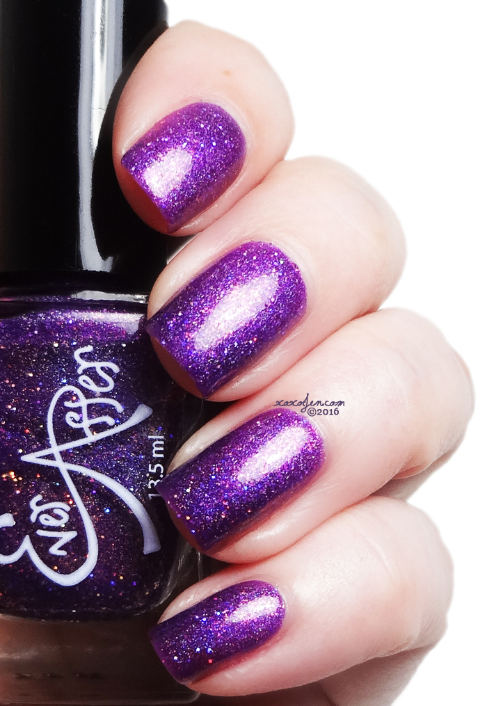 xoxoJen's swatch of Ever After The Lavenders