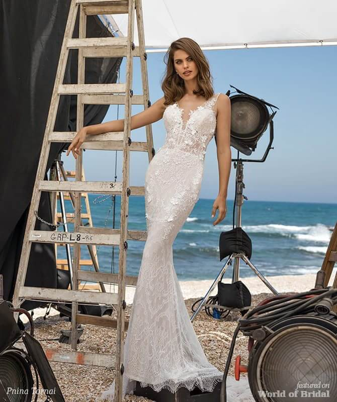 a2f476a8497 Love by Pnina Tornai 2018 Bridal Collection - World of Bridal