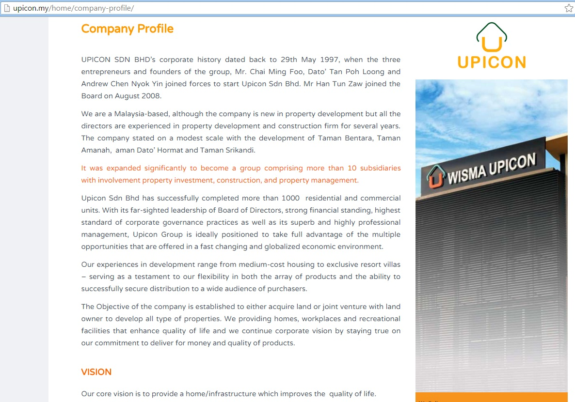 upicon group