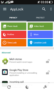 #5 Menyembunyikan File Rahasia Android