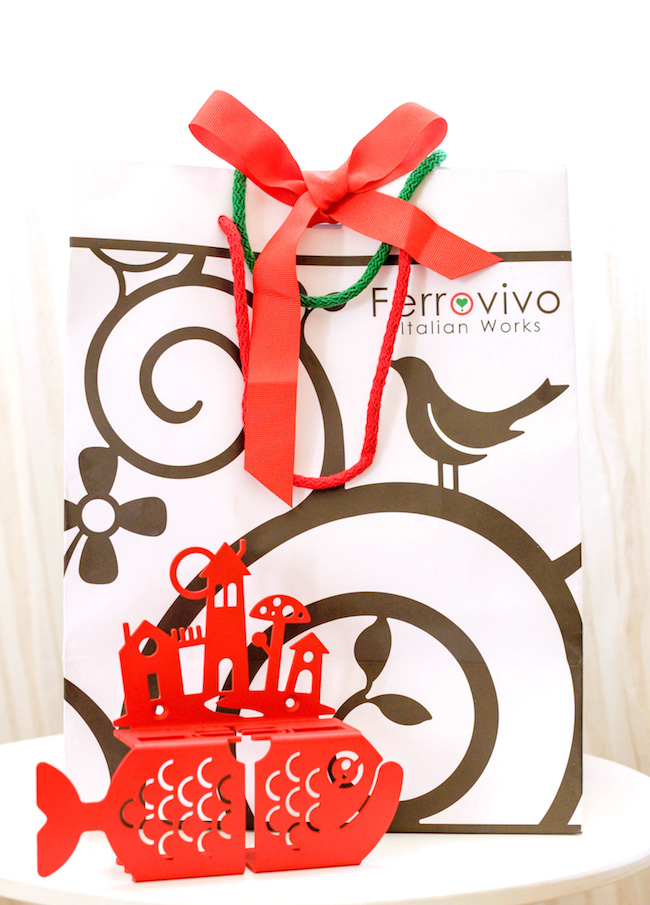 ferrovivo shopping bag