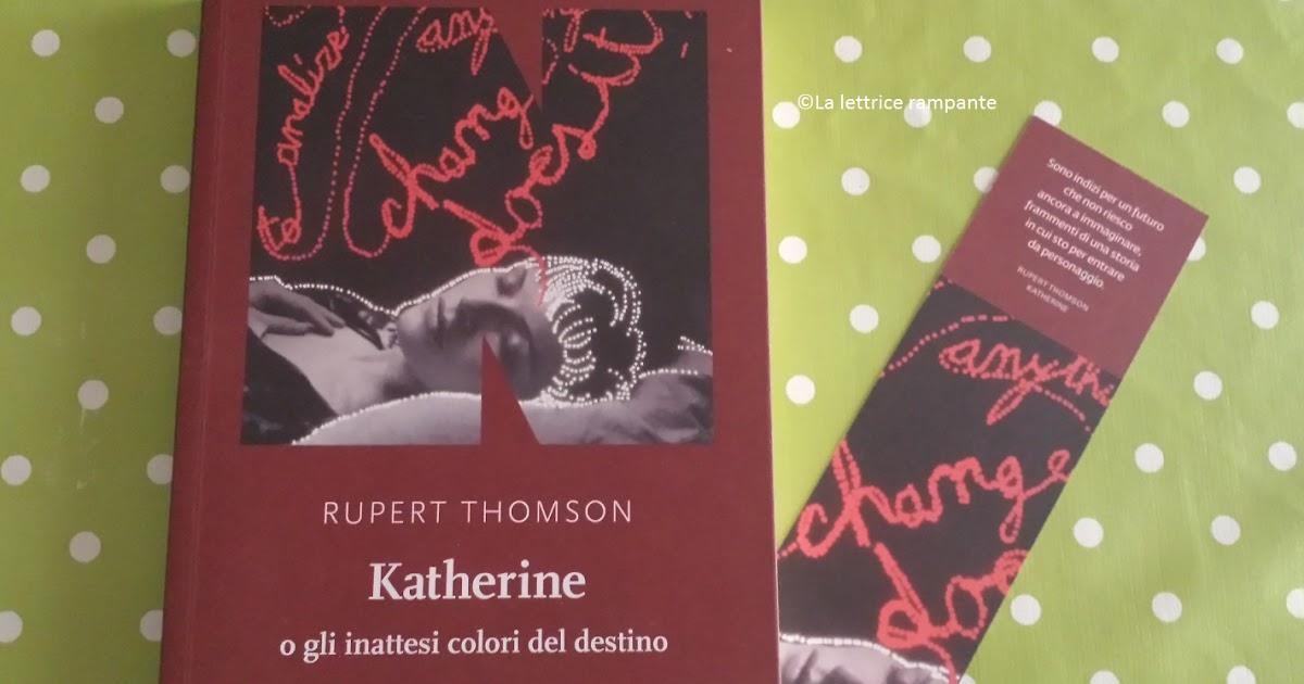 KATHERINE - Rupert Thomson