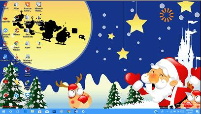 Christmas Themes Windows 10 for 2017