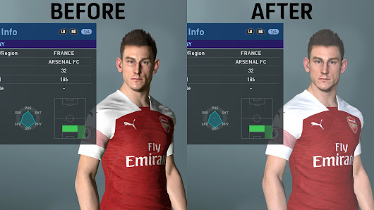 PES 2017 GfX Next Gen Converted From PES 2019