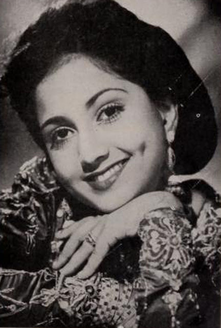 Mona plays an important role in Apni Chhaya, a Chitralaya Ltd. prodution, diescted by P. L. Santoshi