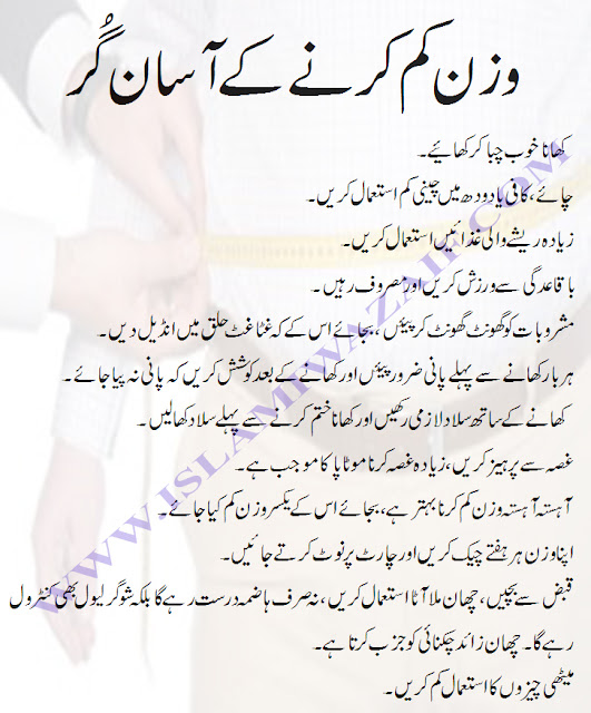exercise-for-weight-loss-in-urdu