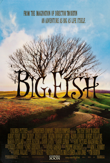 big fish, resumen, opinion, puntuacion, critica, resumen, blog literario, pelicula, descargar