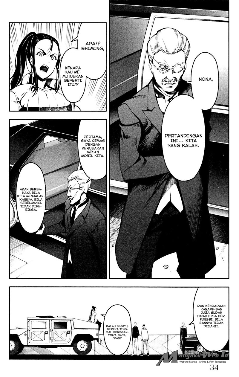 Darwin's Game Chapter 25-36