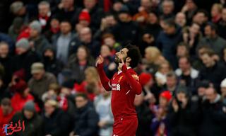 محمد صلاح يحطم الأرقام القياسية مع ليفربول أمام توتنهام