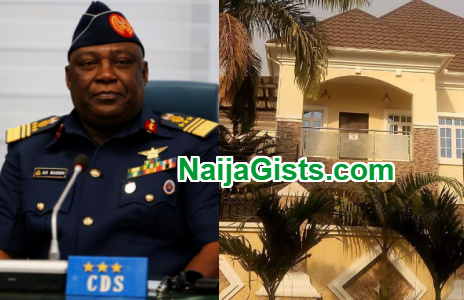 efcc driver arrested alex badeh mansion