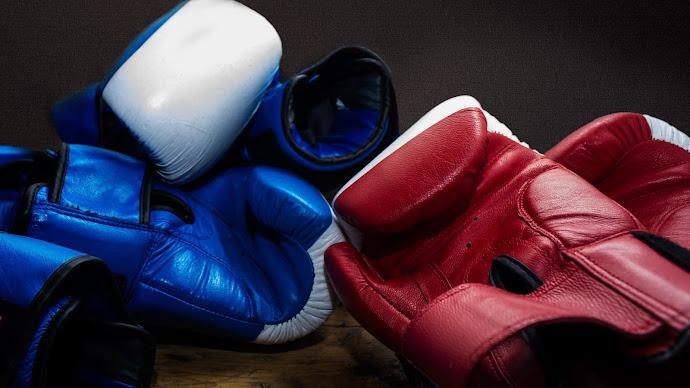 Wallpaper: Boxing Gloves