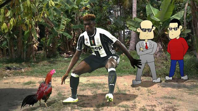 Moise Kean, Pemain Bola Ter-Moise Kean di Dunia