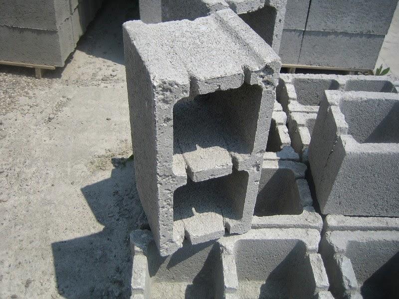 Muratura Blocchi Di Cemento.Design Craft Come Utilizzare I Blocchi Di Cemento