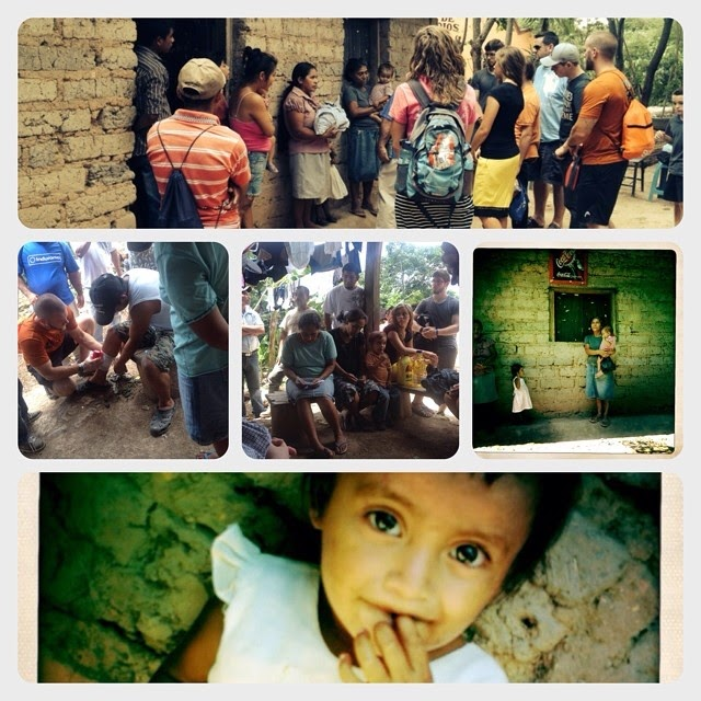 Central America mission trip Duggars