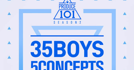 Lirik Lagu Knock - Open Up (PRODUCE 101) [Rom/Han/Eng]