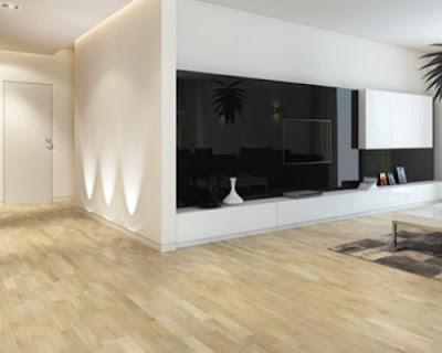 Sàn gỗ tư nhiên sồi trắng tại Sàn đẹp