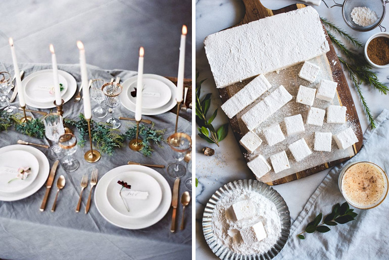 inspiración-mesas-navidad-grises-dorados-velas-sencillez-sofisticacion