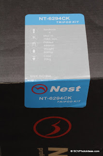 Nest NT-6294CT box label