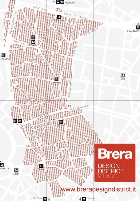 Milano Design Week 2013 - Brera Design District