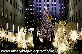 Znalezione obrazy dla zapytania nowy jork świątecznie