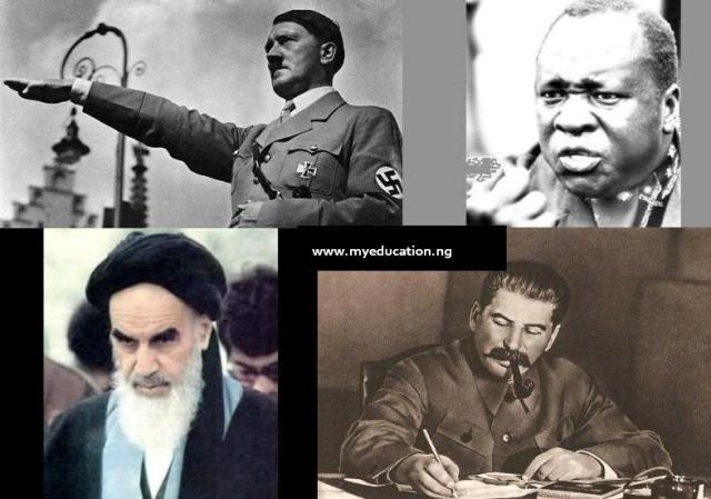 Top 15 Most Evil Men in History