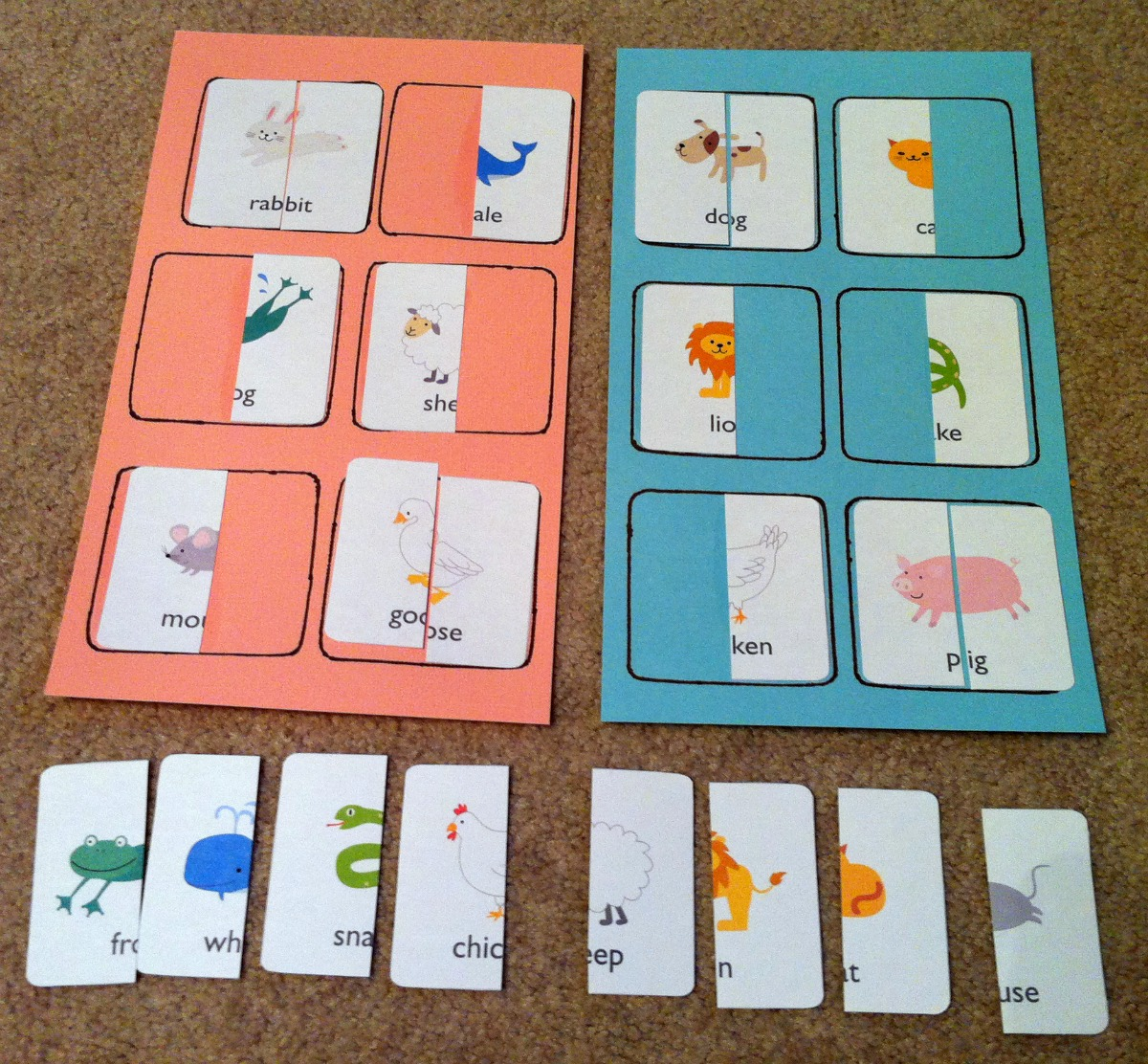 Testy Yet Trying Car Ride Activities Set 5
