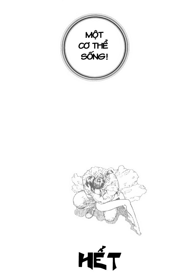 Battle Angel Alita chapter 53 end trang 16