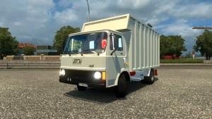 Fiat 50NC truck mod