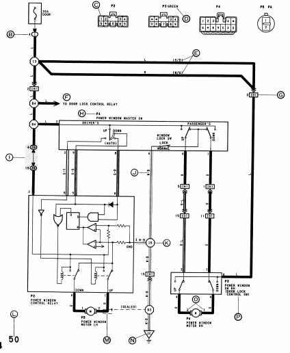 1991 TOYOTA MR2 ELECTRICAL WIRING DIAGRAM  Wiring Diagram