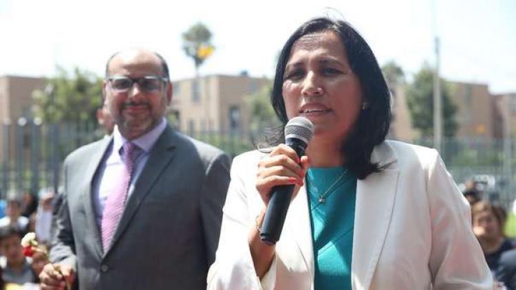 MINEDU: Reincorporación de directores cesados atenta contra la meritocracia, sostiene Ministra de Educación Flor Pablo Medina - www.minedu.gob.pe