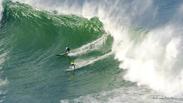 Punta Galea Challenge, dos big riders por El Guisante Verde Project