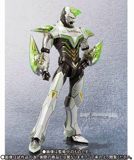 WILD TIGER Style 2 S.H.Figuarts FIGURE TIGER & BUNNY BANDAI