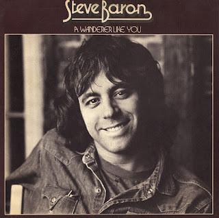 Rockasteria Steve Baron A Wanderer Like You 1973 Uk