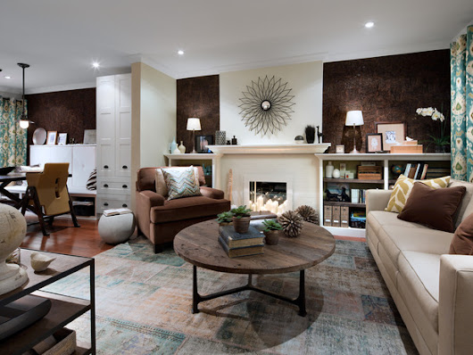 Candice Olson : Create a Livable Yet Stylish Home
