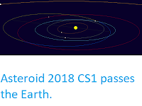 http://sciencythoughts.blogspot.co.uk/2018/02/asteroid-2018-cs1-passes-earth.html