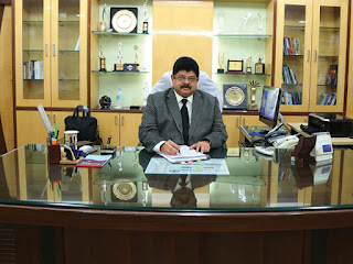 Spotlight : Baijendra Kumar assumes charge as CMD of NMDC Ltd