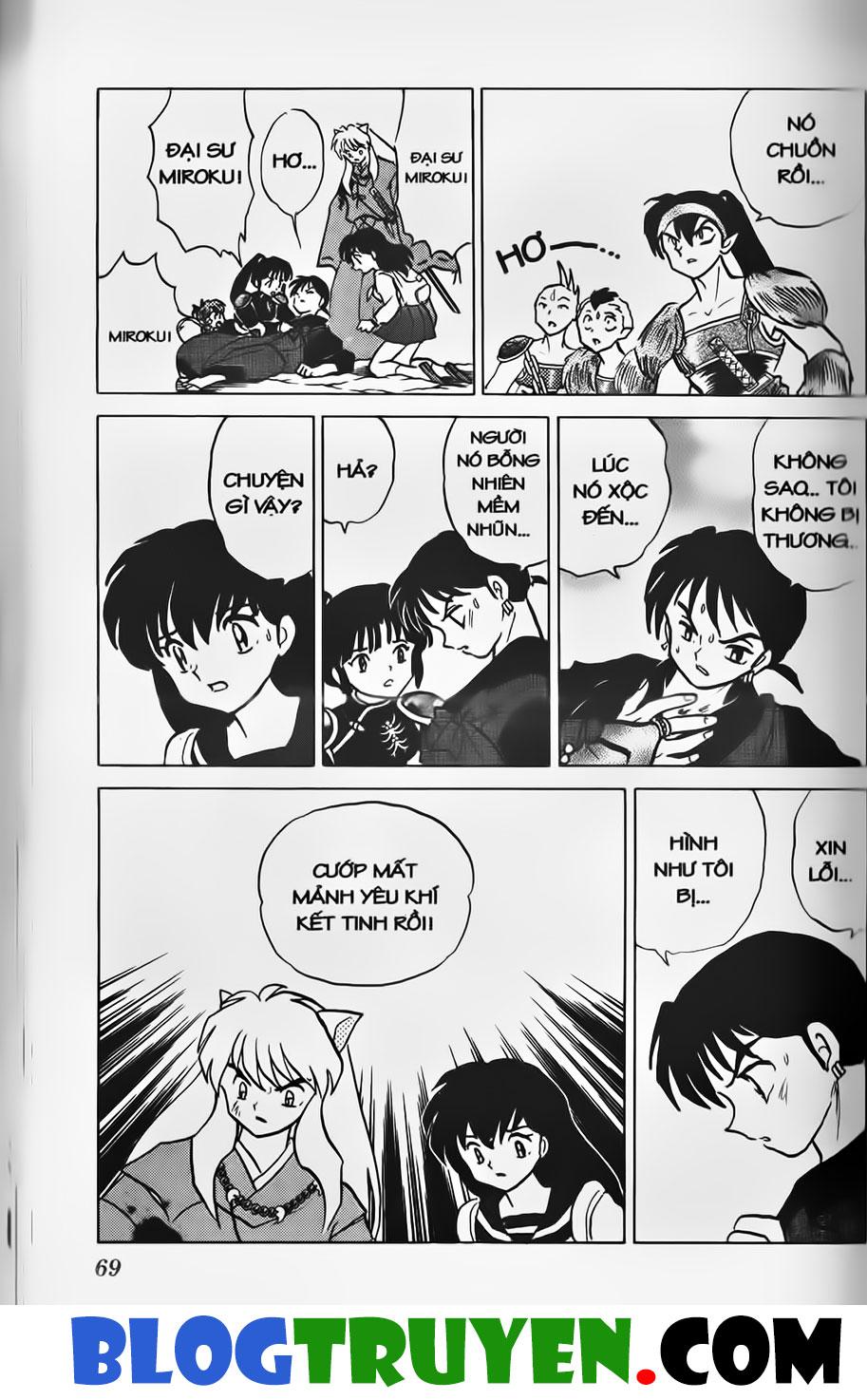 Inuyasha vol 35.4 trang 12