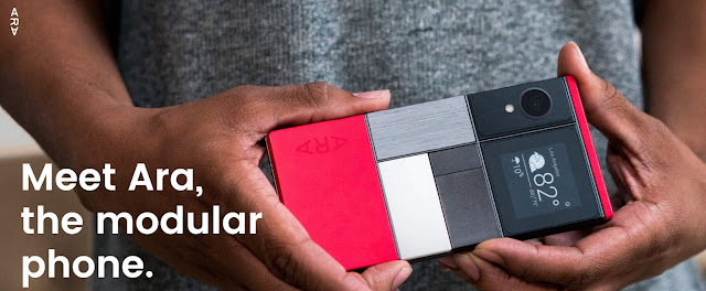 Ara, the modular phone