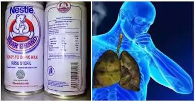 Manfaat minum Susu Beruang (Bear Brand) untuk kesehatan