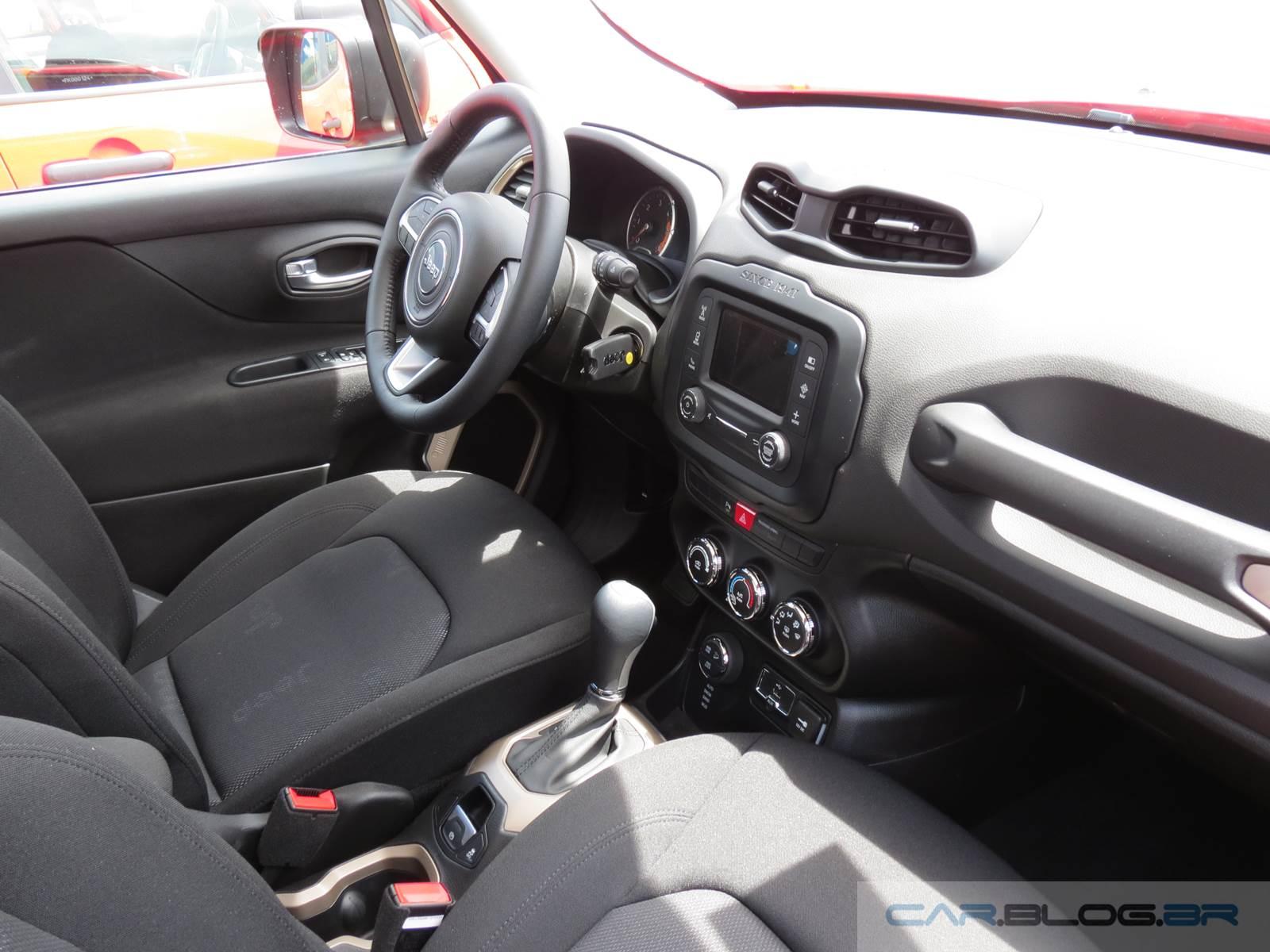 Jeep Renegade Sport 20 Diesel 4x4 Vdeo E Fotos Do