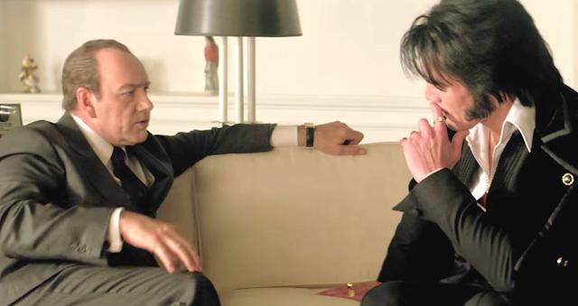 Crítica: Elvis e Nixon
