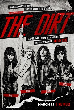 Watch: 'The Dirt' Trailer - Motley Crue's Biopic (Video)