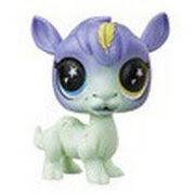 LPS Series 5 Lucky Pets Glow-in-the-Dark Eyes Jazzy (#No#) Pet