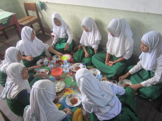 Rapat dan Silaturahmi KKMI Kecamatan Banjarmasin Selatan