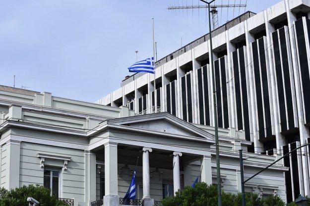 Με διάβημα απαντά το ΥΠΕΞ στις τουρκικές έρευνες στην ελληνική υφαλοκρηπίδα