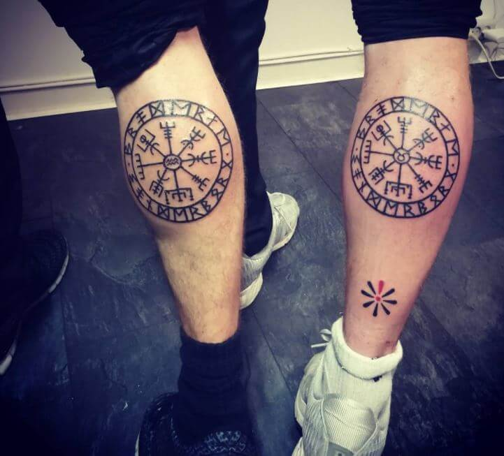 175 Best Brother Tattoos 2019 Matching Symbols Memorial