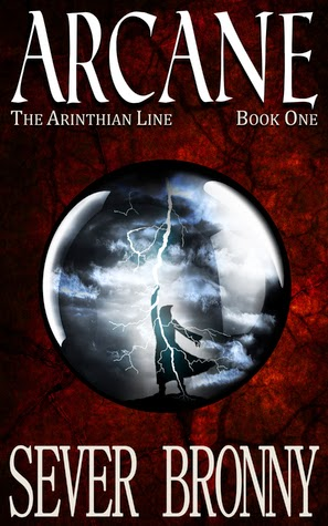 Arcane - a fantasy coming of age epic by Sever Bronny