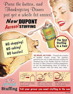 Dupont Aerosol Stuffing