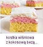 http://www.mniam-mniam.com.pl/2017/05/kostka-wisniowa-z-kokosowa-beza.html