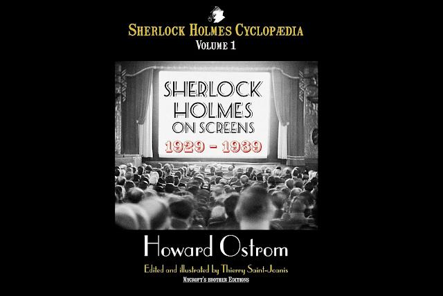 Sherlock Holmes on screen 1929-1938